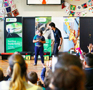 Celebrating Sustainability at Winters Flat Primary School