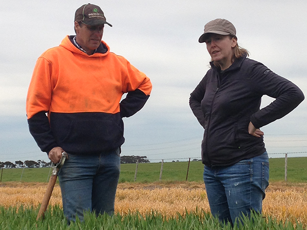 Diversity is the key to soil health