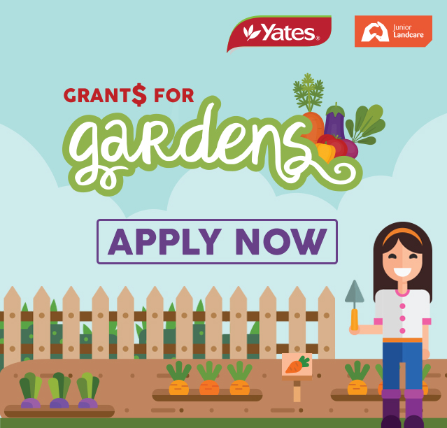 Generous Grants for Little Green Thumbs