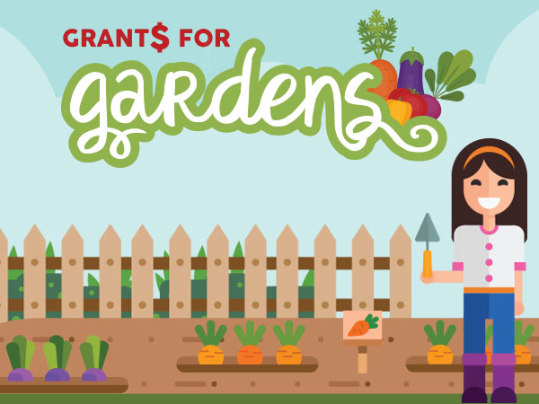 Dream gardens and outdoor classrooms become a reality for 25 schools