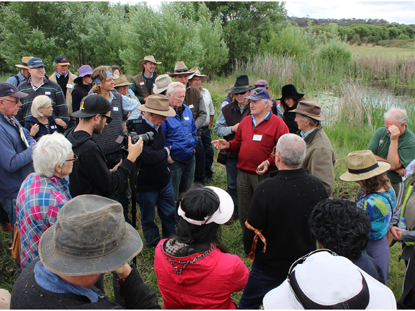 Building catchment and community resilience at Mulloon