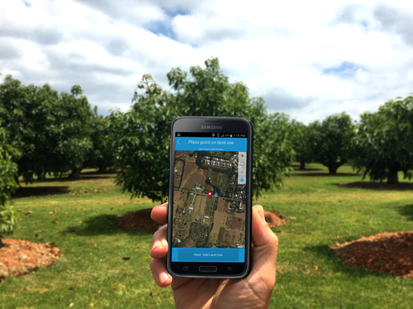 Growers urged to get the app to improve the map