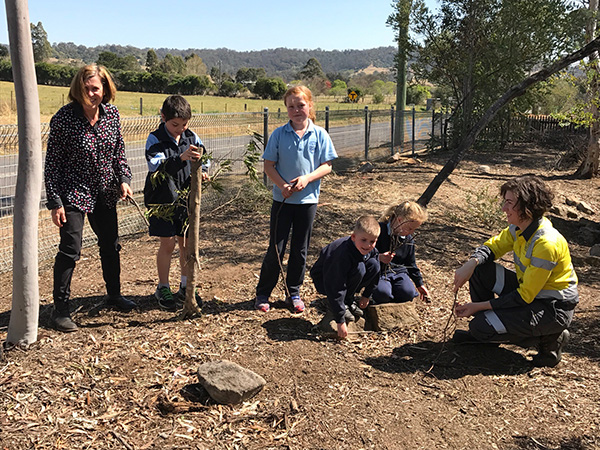 Cawdor Public School gets hands on with nature