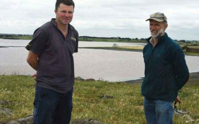 Landholders protect critical brolga habitat at Pura Pura