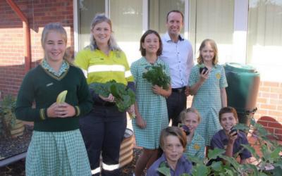 Native wildlife habitats enhanced in schools