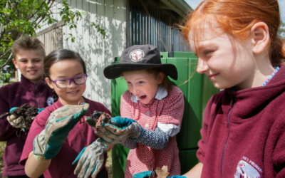 2018 Powerful Youth Grants will help thousands of Victorian students develop skills to protect their local environment