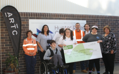 Hunter Valley schools get on track with Landcare projects