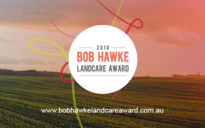 Nominate a Landcare champion for the Bob Hawke Landcare Award