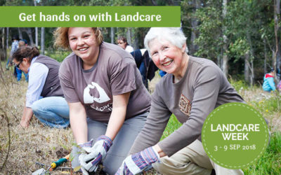 Let's celebrate Landcare Week