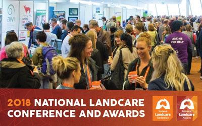 Sponsorships still available for National Landcare Conference and Awards