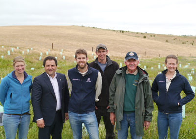 Australian Government Excellence in Sustainable Farm Practices Award