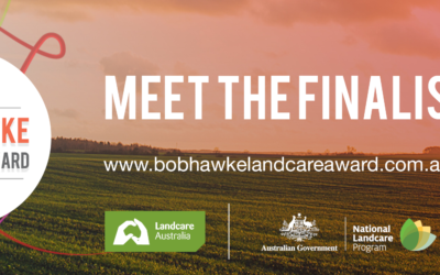 Meet your Bob Hawke Landcare Award finalists