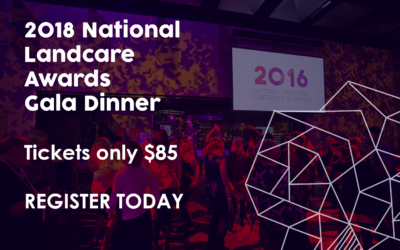 National Landcare Awards gala dinner
