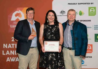 Precision Pastoral wins national Landcare award for digitising farm management