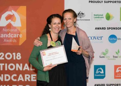 Wandoon Estate Aboriginal Corporation takes out national Landcare award