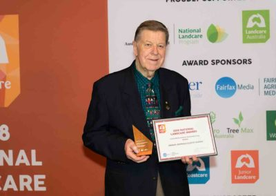 BirdLife Australia Gluepot Reserve swoops in to win national Landcare award