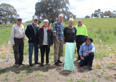East Gippsland Landcare Network receives inaugural Sure Gro Tree Max Landcare Grant