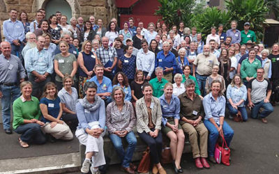 NSW Landcare Coordinators gather to share, learn and connect