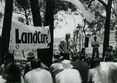 Landcare and the Australian Government: a union of 30 years