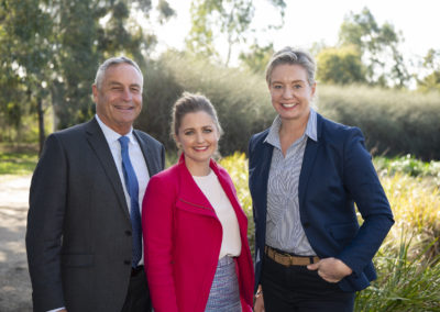 Celebrating 30 Years of Landcare: Bob Hawke's granddaughter Sophie Taylor-Price calls on young Australians to continue late Prime Minister's Landcare legacy
