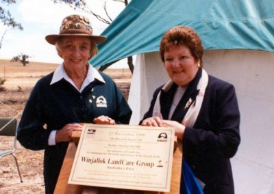 Thirty years of caring for our country. The Landcare story.