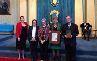 2019 Virgin Coastcare Award in Victoria