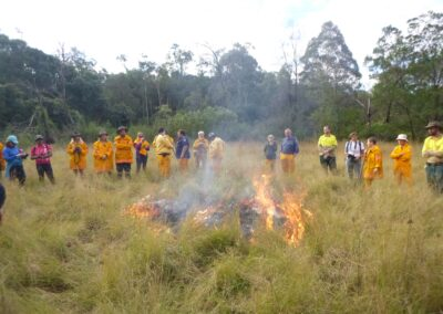 Greater Sydney Landcare ecological and cultural burn project to present at RESCHEDULED National Landcare Conference