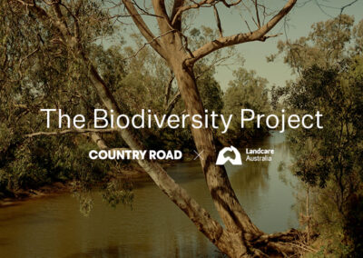 Farmers and the environment to benefit from ground-breaking alliance that will increase Australia's biodiversity in farming landscapes