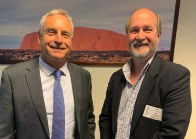 A united voice – the National Landcare Network and Landcare Australia working together to support the landcare community across Australia