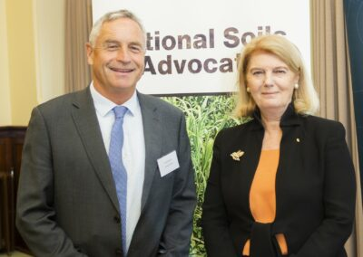 From Parliament House to the paddock: new award for outstanding contribution to soil health