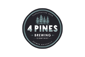 4 Pines Brewing Co. logo