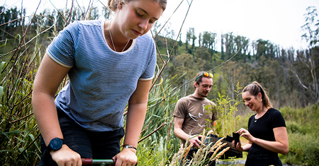 Nominate a Landcare Champion for a 2021 State and Territory Landcare Award - Young Landcarer caring for the land and water that sustains us