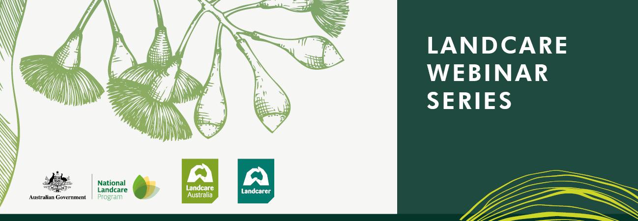 branding for the Landcare Webinar Series