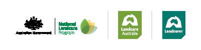 Logos - Landcare Webinar Series