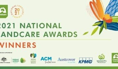 National Landcare Award winners announced with an online audience of over 2,500 people